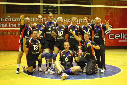 Deutsche Sitzvolleyball-Nationalmannschaft