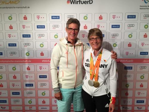 Franziska Liebhart, Paralympics-Siegerin Kugelstoßen, Rio 2016