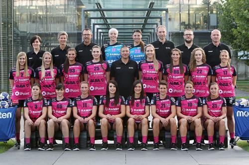 TuS Metzingen, 1. Handball-Bundesliga Damen
